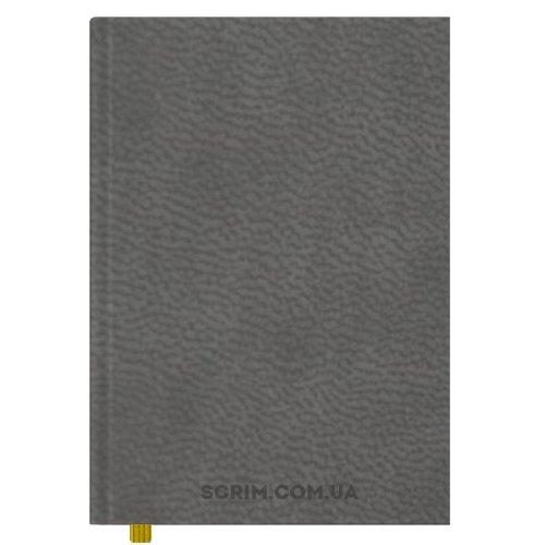 Ежедневники А4 Vester светло-серые датированный блок