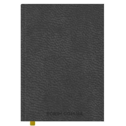 Ежедневники А4 Vester темно-серые датированный блок