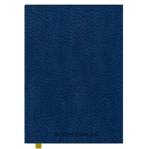 Щоденники А4 Vester темно-сині датований блок