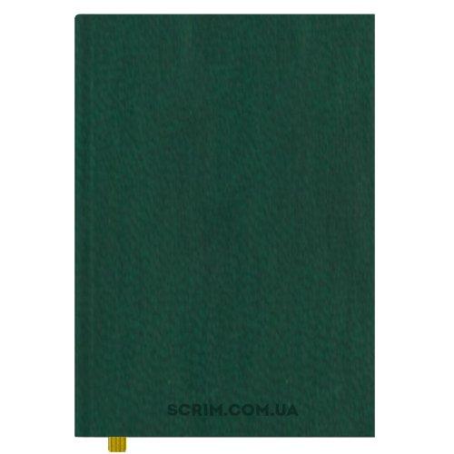 Ежедневники А4 Vester темно-зеленые датированный блок