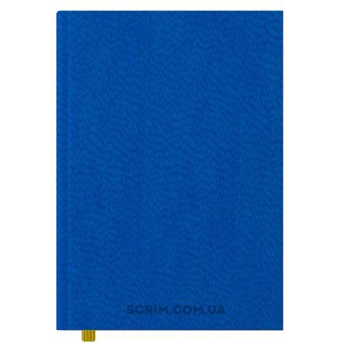 Ежедневники А4 Vester ярко-синие датированный блок