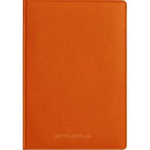 Щоденники Fidelli помаранчеві з логотипом