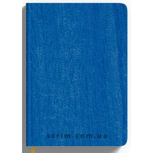 Щоденники Atera блакитні з логотипом