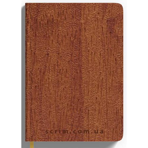 Ежедневники Atera коричневые с логотипом