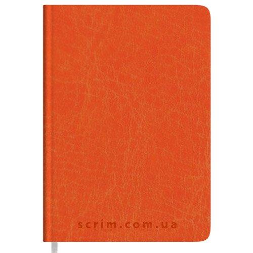 Щоденники B6 недатовані Natty помаранчеві під замовлення