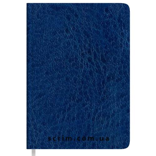 Щоденники B6 недатовані Natty сині під замовлення