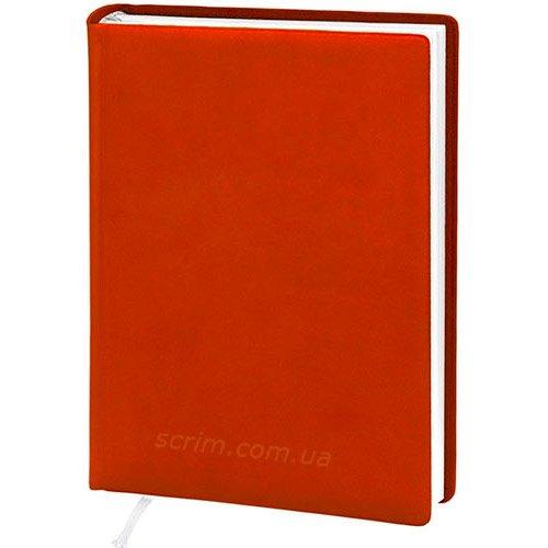 Ежедневники датированные Vivella оранжевые с логотипом