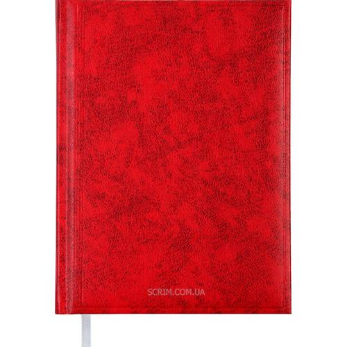 Щоденники датовані Bas червоні з логотипом