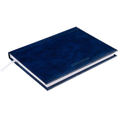 Ежедневники датированные Bas темно-синие2