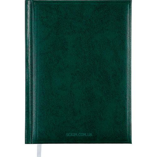 Щоденники датовані Bas зелені з логотипом