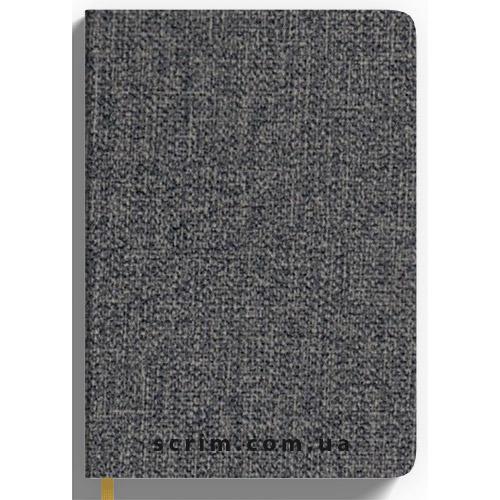 Ежедневники датированные Cambee серые с логотипом