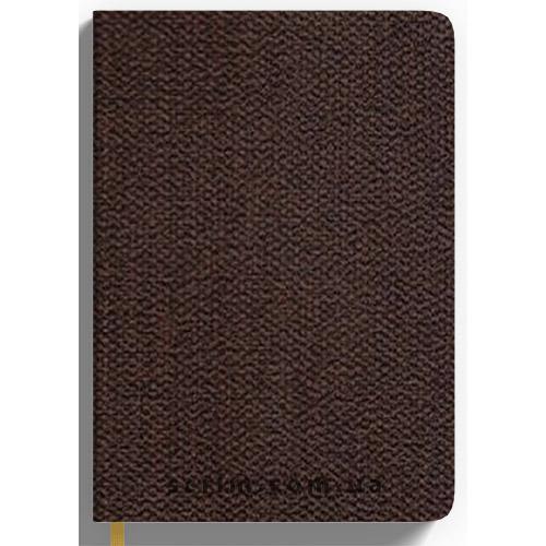 Ежедневники датированные Cambee шоколадные с логотипом