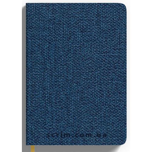 Щоденники датовані Cambee сині з логотипом