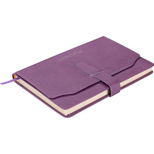 Щоденники датовані Credit фіолетові 2
