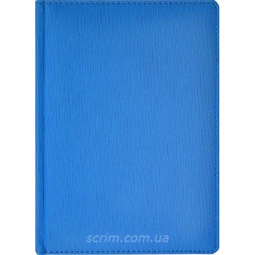 Ежедневники Marat ярко-синие под заказ