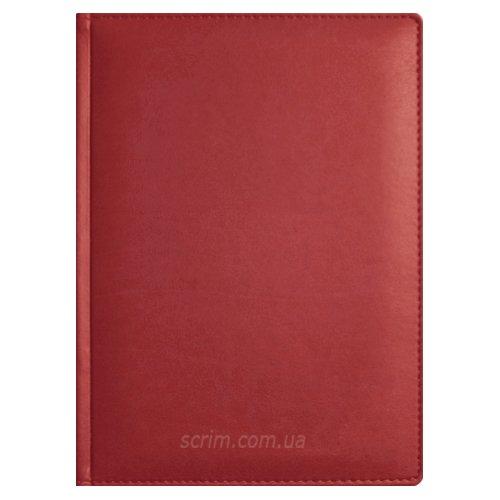 Щоденники Ostin червоні під замовлення