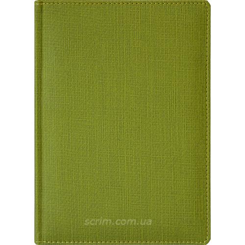 Ежедневники Salador зеленые под заказ