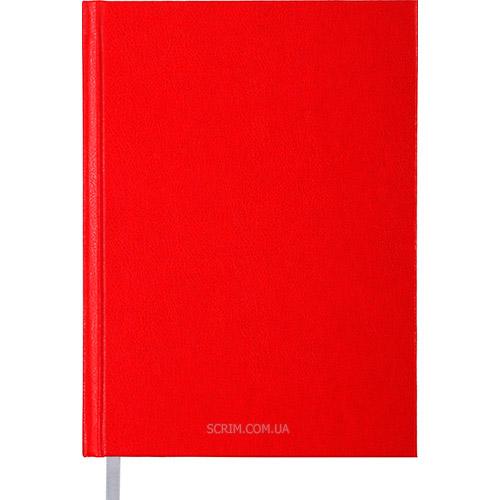 Ежедневники датированные Street красные с логотипом
