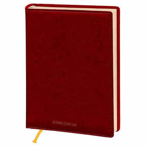 Щоденники Elissa червоні з логотипом