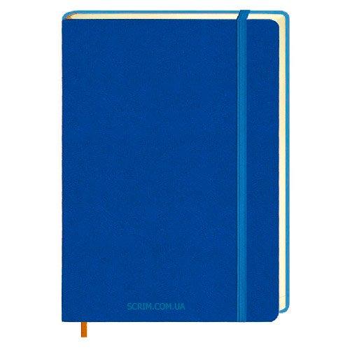 Щоденники Erica сині з логотипом