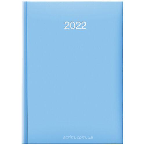 щоденники блакитні miradur trend датовані