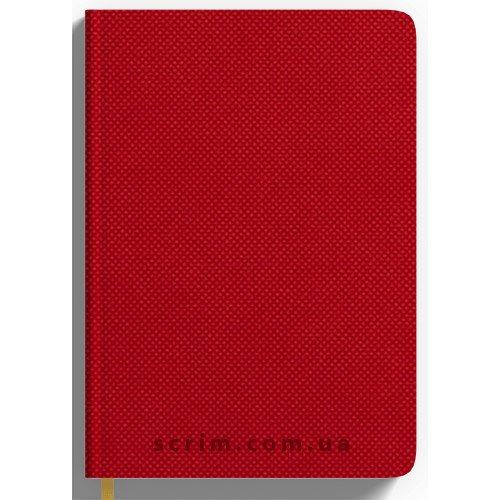 Ежедневники Nadir красные с логотипом