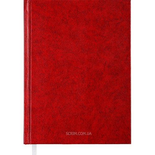 Ежедневники недатированные Expert красные с логотипом