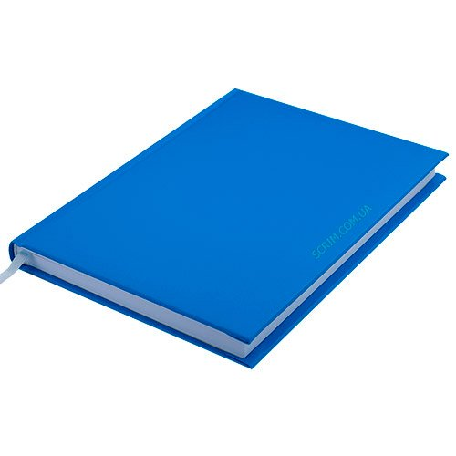 Ежедневники недатированные Memphis голубые 2