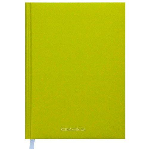 Щоденники недатовані Memphis жовті з логотипом