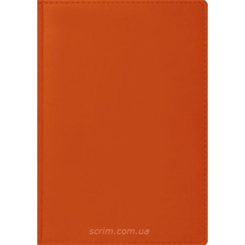 Ежедневники Joan оранжевые под заказ