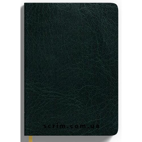 Ежедневники Viata темно-зеленые брендированные