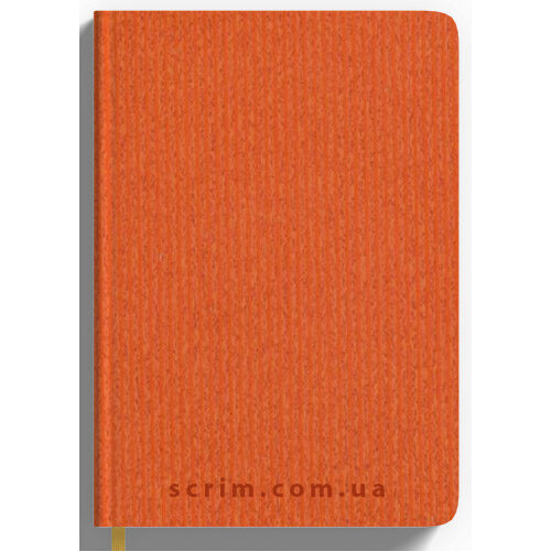 Ежедневники Vigor оранжевые оптом
