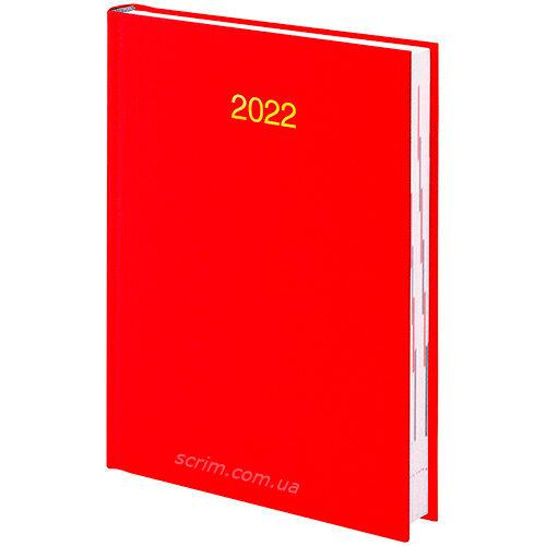 ежедневники датированные ярко-красные brunnen miradur фото 2