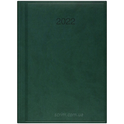 щоденники зелені брендові brunnen torino