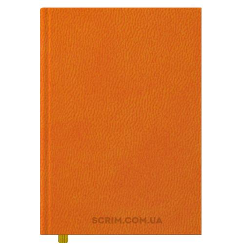 Щотижневики А4 недатовані Lira помаранчеві з логотипом