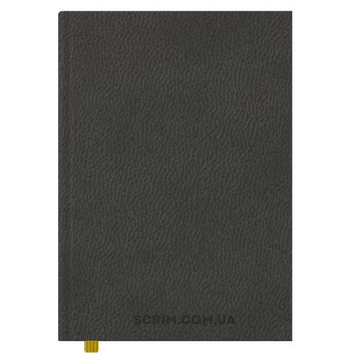 Щотижневики А4 недатовані Lira темно-сірі з логотипом