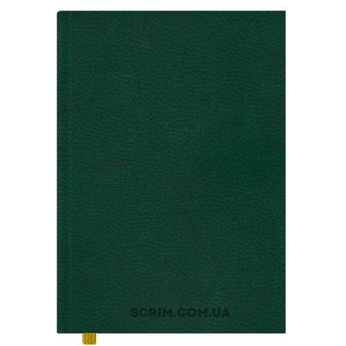 Щотижневики А4 недатовані Lira зелені з логотипом