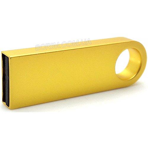 Флешки Unic жовті під нанесення