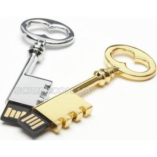 Флешки ключ gold