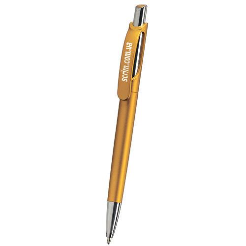 Ручки Lp27 жовті під нанесення