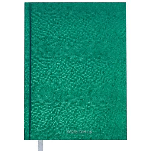 Ежедневники недатированные Perl, цвет зеленый