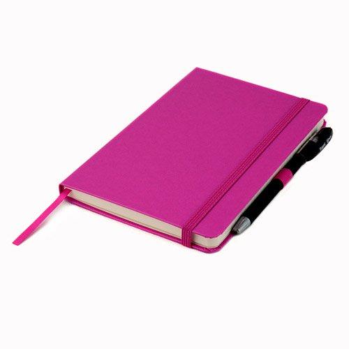 Записные книжки Стандарт А5-, цвет розовый, фото 2