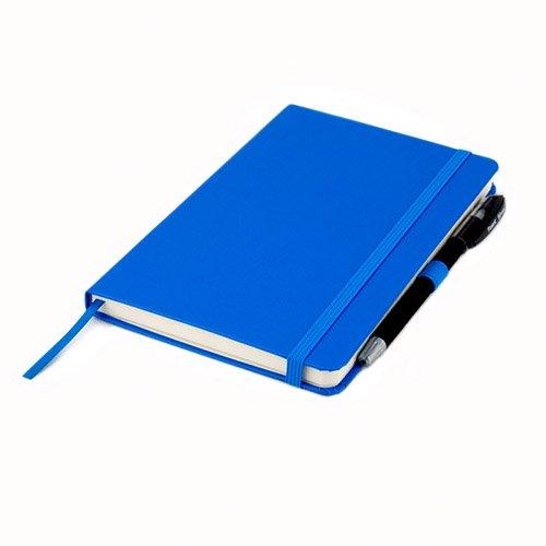 Записные книжки Стандарт А5-, цвет синий, фото 2