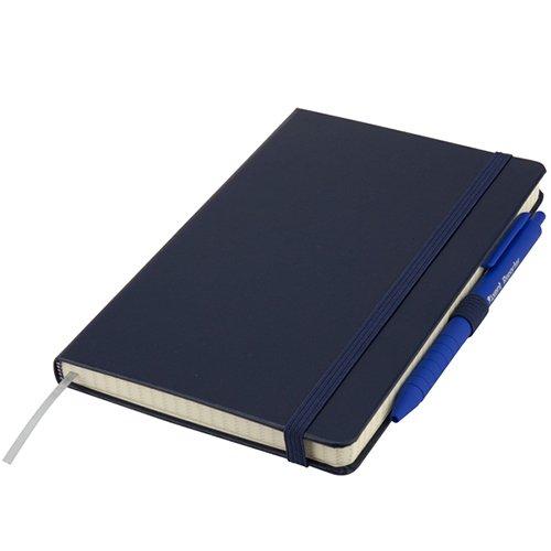 Записные книжки Стандарт А5-, цвет темно-синий, фото 2