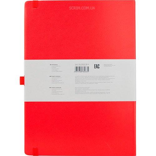 Записные книжки Partner Гранд А4, цвет красный, фото 2
