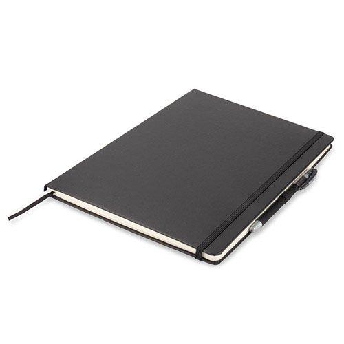 Записные книжки Partner Гранд А4, цвет черный, фото 2