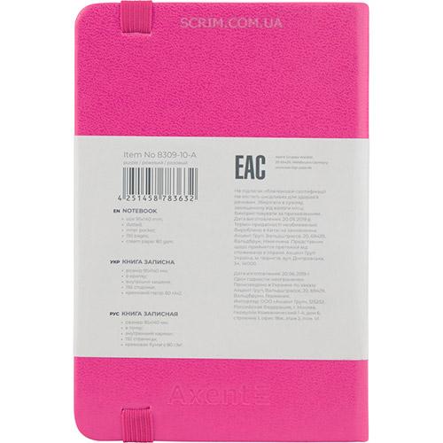 Записные книжки Партнер А6-, цвет розовый фото 2