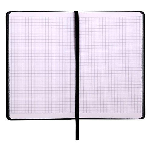 Записники Софт А5- рожева в клітинку