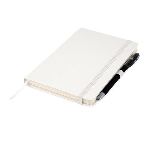 Записные книжки Стандарт А5-, цвет белый фото 2