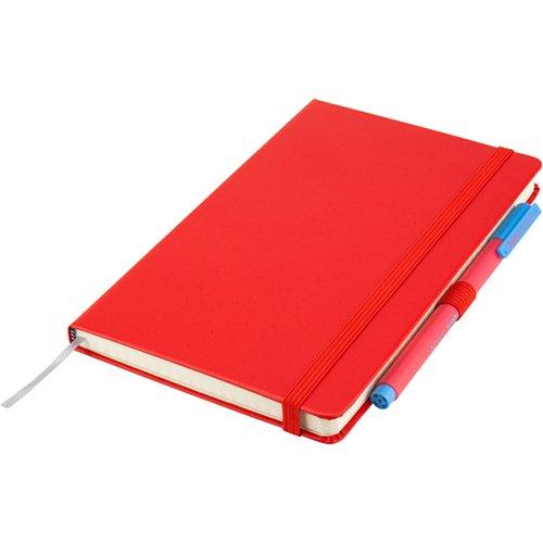 Записные книжки Стандарт А5-, цвет красный, фото 2